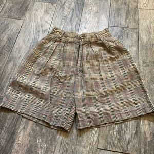 Bin blais vintage super cute high waisted shorts